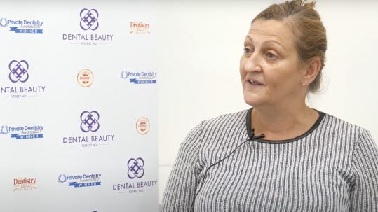 vivian story long term dental beauty patient